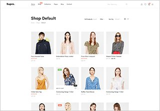 Shop Default
