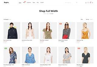 Shop Full Width